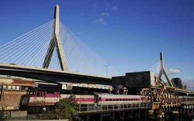 MBTA will replace North Station drawbridges, eliminating a chokepoint