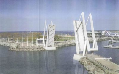 Cleveland moving ahead on $16.8 million pedestrian bridge across North Coast Harbor
