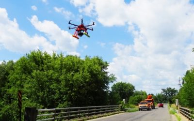 Leave Nothing Up in the Air: Bridge Inspections in the Age of Drones