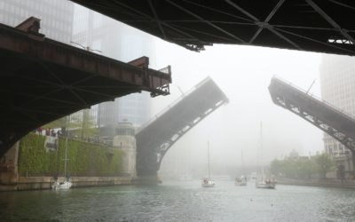 Chicago's seeing fewer bridge lifts. Here's why.
