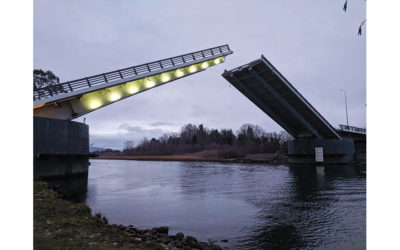 US Firm Helps Chile Save a Beleaguered Bascule Span